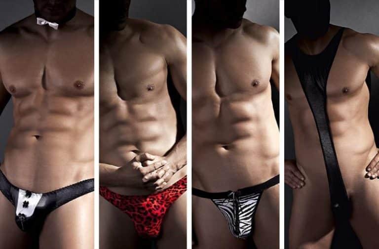 Intimo uomo: i 4 modelli sexy per lui da non perdere
