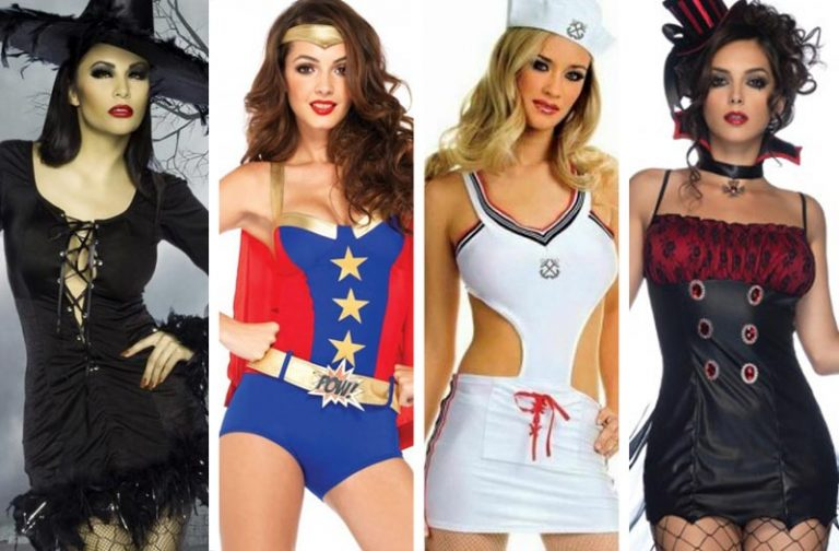 Costumi Halloween: 4 sexy travestimenti da brivido
