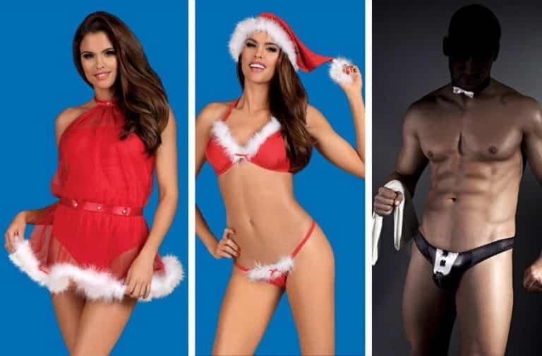 Regali sexy per Natale. Stupisci con le 3 gift card Rosanera